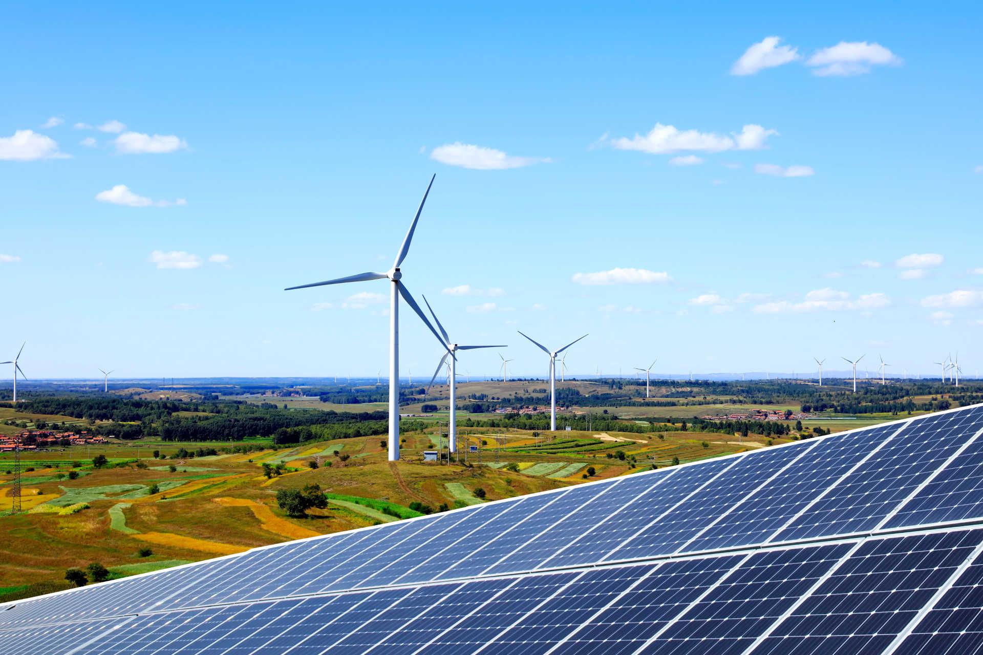 Fontes renováveis crescem no mercado livre de energia